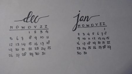 kalenderpassend